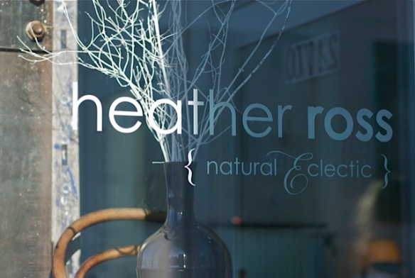 heather ross natural eclectic