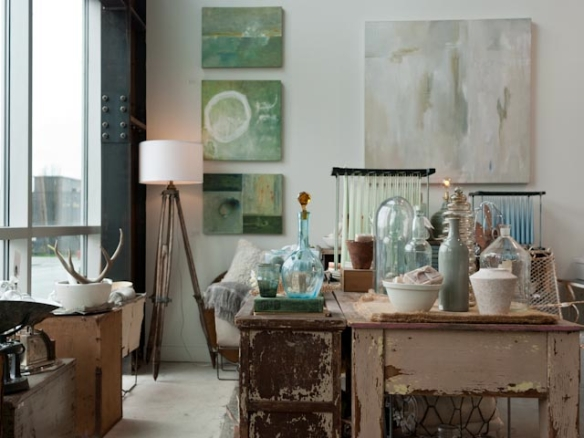 Heather Ross {natural eclectic} interior