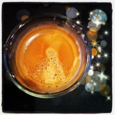 Baileys, espresso & starbursts