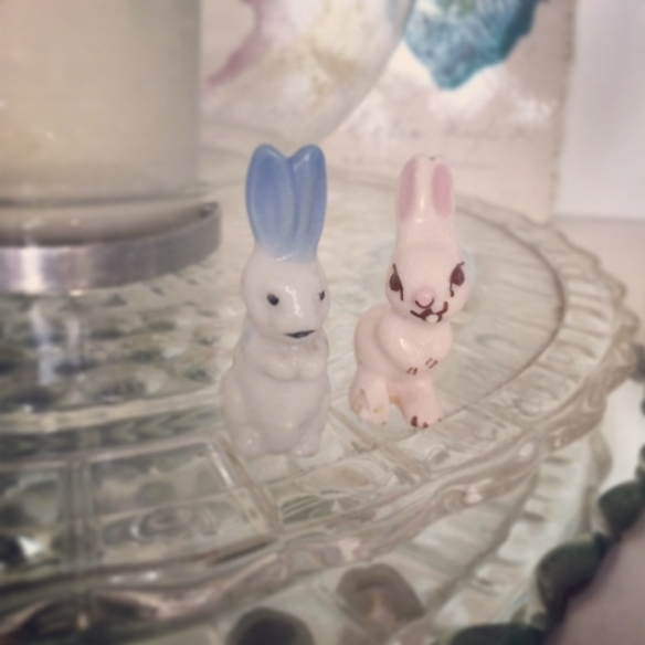 little bunnies Heather Ross